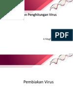 Pembiakan Dan Penghitungan Virus 2017