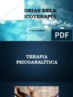 Teorias de La Psicoterapia 01 - Psicoanalisis