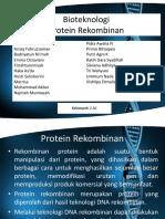 Bioteknologi Protein Rekombinan.pptx