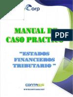 2pcaso Practico-estados Financieros Tributario