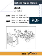 Iveco Nef n45 n67 g Drive Eu 2002 88 Ce Service Manual Workshop Manual Free
