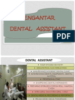 Pengantar Dental Assistent