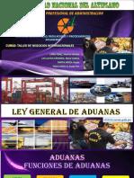 Aduanas-normatividad-regulaciones y Procedimientos Aduaneros