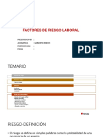 AM C10 Def Riesgo, Factores