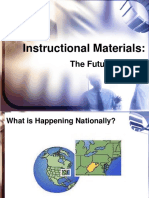 Instructional Materials Cil