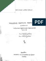 Melodias Rusticas Caderno IV - Flt e Gui