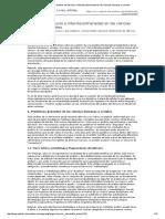 Charadeau - Análisis Del Discurso e Interdisciplinariedad en Las Ciencias Humanas y Sociales