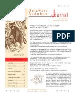September-October 2003 Delaware Audubon Society Newsletter