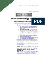 Geological School Online