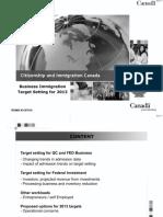 Quebec Immigrant Investor Program