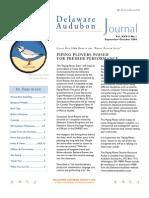 September-December 2004 Delaware Audubon Society Newsletter