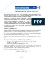 NUMERO DE REGISTRO CAS.doc