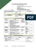 FAA Administracion Redes Listo