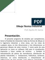 Dibujo Tecnico Industrial Presentacion Inicio