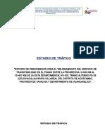 Informe Trafico HV-100 Izq.-alfapata