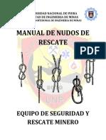 Manual Esrm de Nudos de Rescate 2017