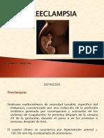Preeclampsia Yes