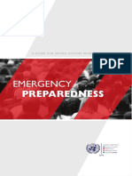 Emergency Preparedness a Guide for United Nations Personnel in New York