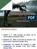 Introdução à Ecologiap1