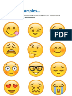 emoji examples