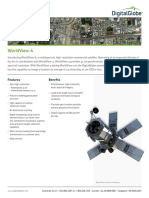 WorldView 4 Satellite Specifications