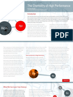 The Chemistry of High Performance Oracle