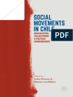 Donoso, Sofía & vonBülow, Marisa (eds.) (2016). Social movements in Chile. Organization, trajectories and political consequences.pdf