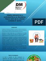 Habitos Alimenticios y Actividad Física
