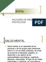Factores riesgp proteccion