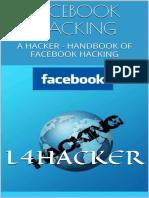 Facebook Hacking_ a Hacker - Handbook of Facebook Hacking - Raj Chandel