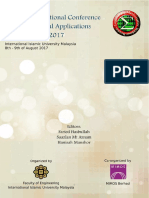 Proceedings of ICMAE2017