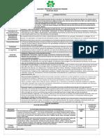 Modelo de Plan de Aula Propuesta Matemáticas