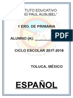 1° de primaria Ausubel (1)