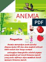 Anemia Sap