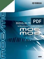Manual Yamaha Mo6 Portugues
