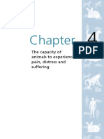 Animals Chapter 4 the Capacity of Animals to Experience Pain
