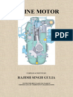 Marine Motor Notes Edition 2017 by Rajesh Singh Gulia