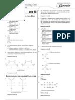 Química - Caderno de Resoluções - Apostila Volume 3 - Pré-Universitário - quim2 aula15