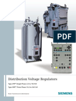 Voltage Regulator Brochure