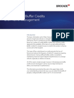 Brocade Fibre Channel Buffer Credits and Frame Management Wp