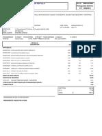 Presupuesto Mtto Correctivo Sis. Electrico N° 3314 - C9U-717