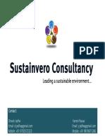 Sustainvero Consultancy