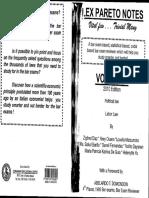 Lex Pareto Notes volume I Political law Labor Law.pdf