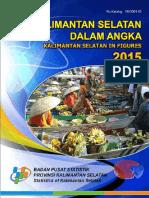 Kalimantan Selatan Dalam Angka 2015