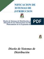 Diseño de Sistemas de Distribución considerando la ubicación de las Subestaciones de Distribución y el Planeamiento de la Expansión del Sistema