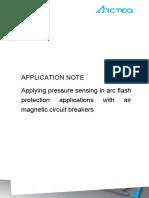 An Pressure Sensing in Arc Flash Protection EN1.0