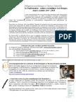 Bulletin d'Info CSTI Septembre 2017 DAAC