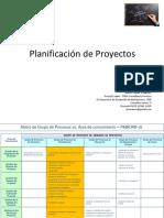 3. Planificacion de Proyectos- Semana14
