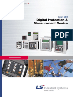 216205-Digital Protection & Measurement Device Catalog E 0901
