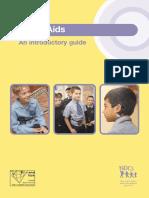 Radio Aids Guide NDCS